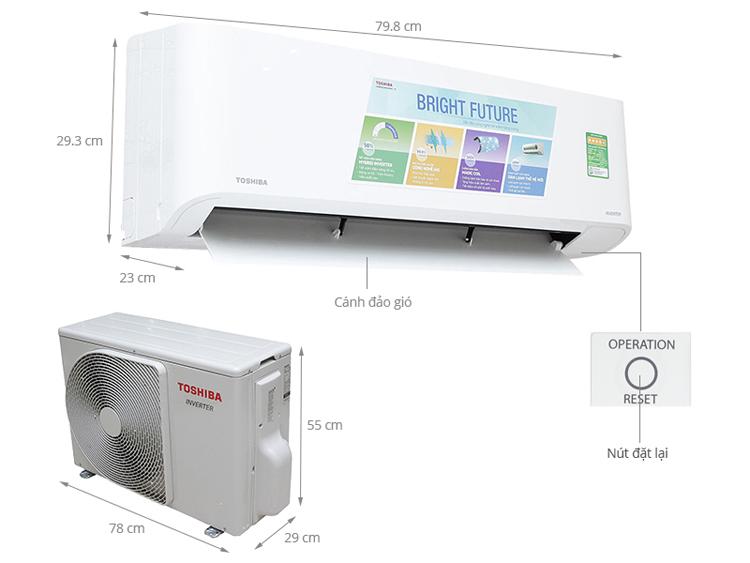 Sử dụng máy lạnh Toshiba nội địa hay mới sẽ hiệu quả kinh tế hơn