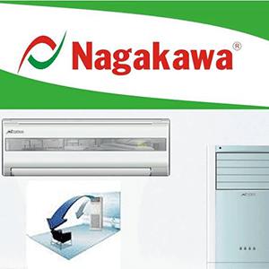 Máy lạnh NAGAKAWA ra đời khi nào, sản xuất ở đâu