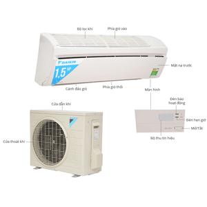 Những điểm nổi trội của máy lạnh Daikin