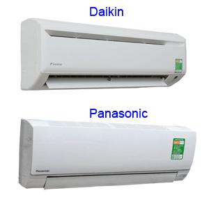 So sánh tính năng, công nghệ của máy lạnh Panasonic với Daikin