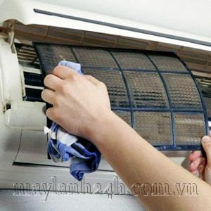 Tầm quan trọng của việc thường xuyên thay đổi bộ lọc trong máy lạnh