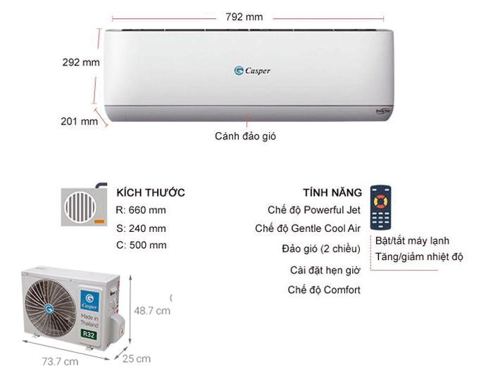 Chọn công suất máy lạnh cỡ nào cho phù hợp với gia đình?