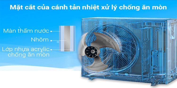 Máy lạnh Daikin dòng chuyên dùng cho vùng ven biển
