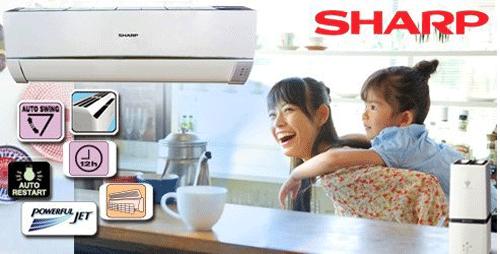 Nên chọn máy lạnh Sharp như thế nào