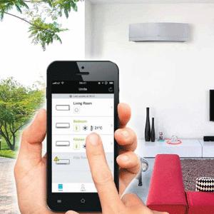 Cảnh báo phần mềm điều khiển máy lạnh bằng điện thoại AC remote