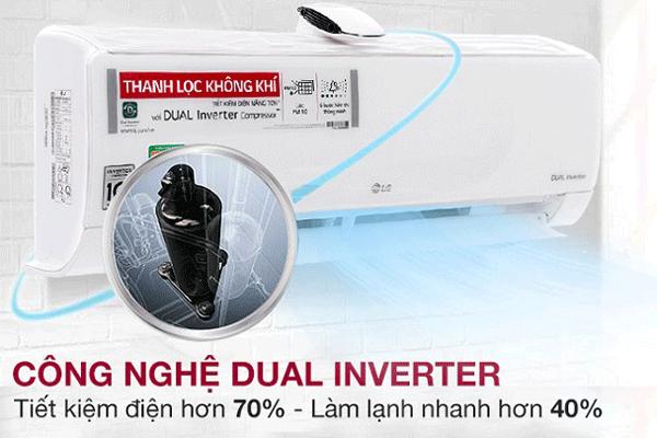 Đánh giá tổng thể về máy lạnh LG