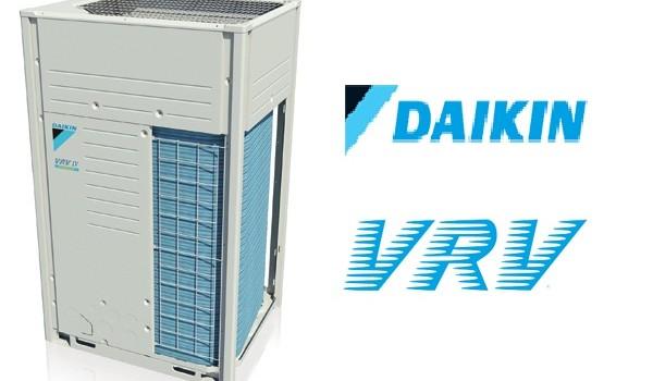 Hệ Thông Máy Lạnh Trung Tâm VRV