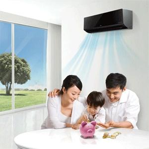 Hướng dẫn cách chọn máy lạnh cho gia đình có trẻ nhỏ