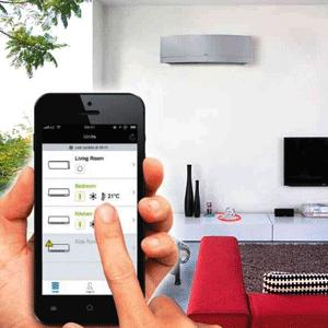 Hướng dẫn cài APP điều khiển máy lạnh bằng điện thoại thông minh