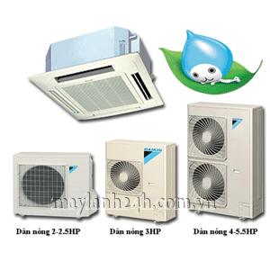 Lắp đặt máy lạnh Daikin âm trần có tốt không?   Cty maylanh24h