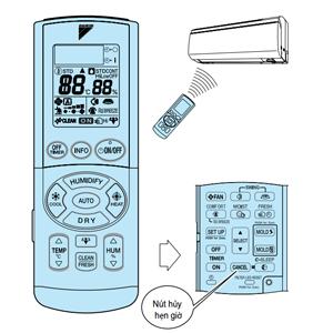 Mã lỗi máy lạnh Daikin cập nhật 2019 và cách khắc phục