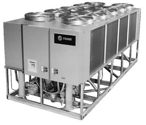 Máy điều hòa công nghiệp Chiller