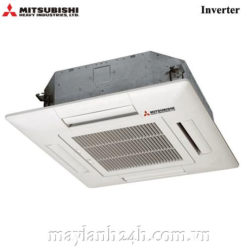 Máy lạnh âm trần cassette Mitsubishi Heavy FDT100VF1 inverter 4Hp