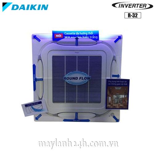 Máy lạnh âm trần Daikin FCF50CVM Inverter 2Hp gas R32