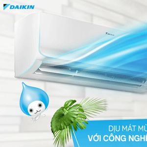 Máy lạnh Daikin có những tính năng vượt trội gì?