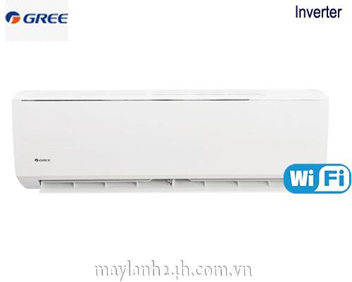 Máy lạnh Gree GWC12QC 1.5Hp inverter chuyên cho vùng biển