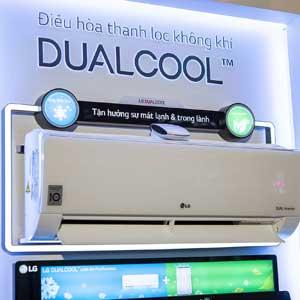 Máy lạnh LG không lạnh là do nguyên nhân gì?
