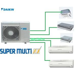 Máy lạnh Multi khác với máy lạnh VRV như thế nào
