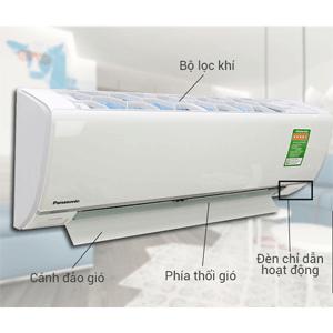 Máy lạnh Panasonic inverter 1.5Hp (ngựa) tiết kiệm điện