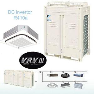 Máy lạnh trung tâm VRV