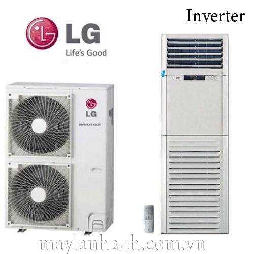 Máy lạnh tủ đứng LG APNQ48GT3E3 Inverter 5Hp