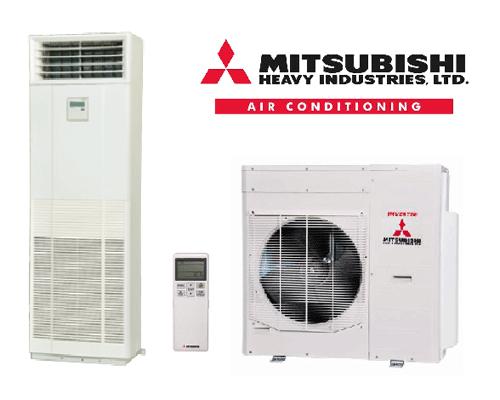 Máy Lạnh Tủ Đứng Mitsubishi Heavy Industries FDF125CR-S5 5Hp