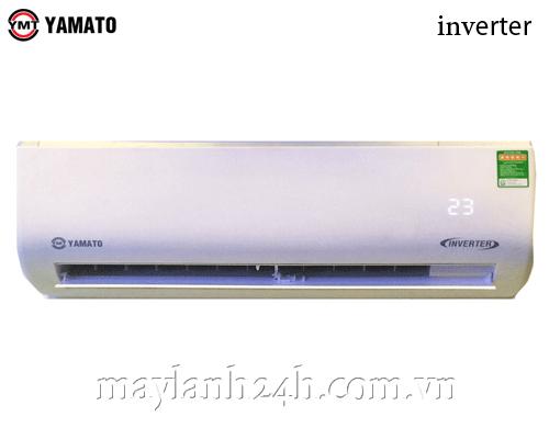 Máy lạnh Yamato YMSV12-TMA/YMCV12-TMA inverter 1.5Hp (ngựa)