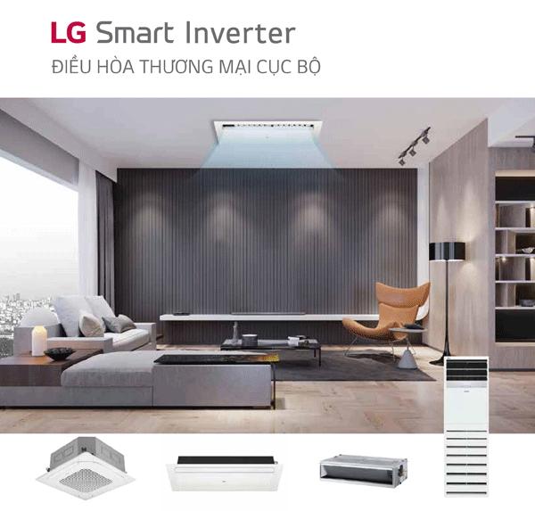 Mua máy lạnh LG chính hãng ở đâu giá rẻ?