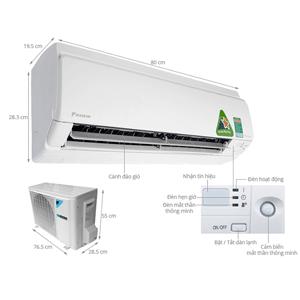 Nên mua máy lạnh daikin thường hay inverter | Cty máy lạnh 24h