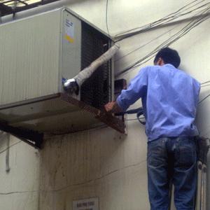 Nguyên nhân khiến máy lạnh không thổi khí lạnh