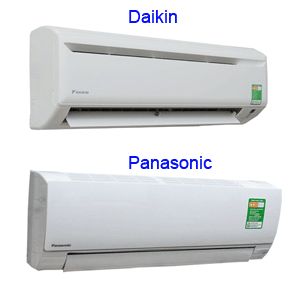 So sánh máy lạnh Daikin với Panasonic về tính năng, công nghệ