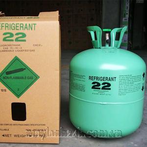 Sự khác nhau giữa gas R22 và R410A trong máy lạnh