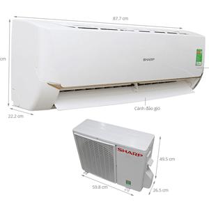 Tại sao máy lạnh sharp được dân trong nghề đánh giá cao