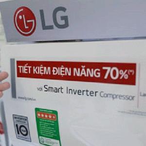 Vì sao LG chỉ sản xuất máy lạnh LG công nghệ inverter?